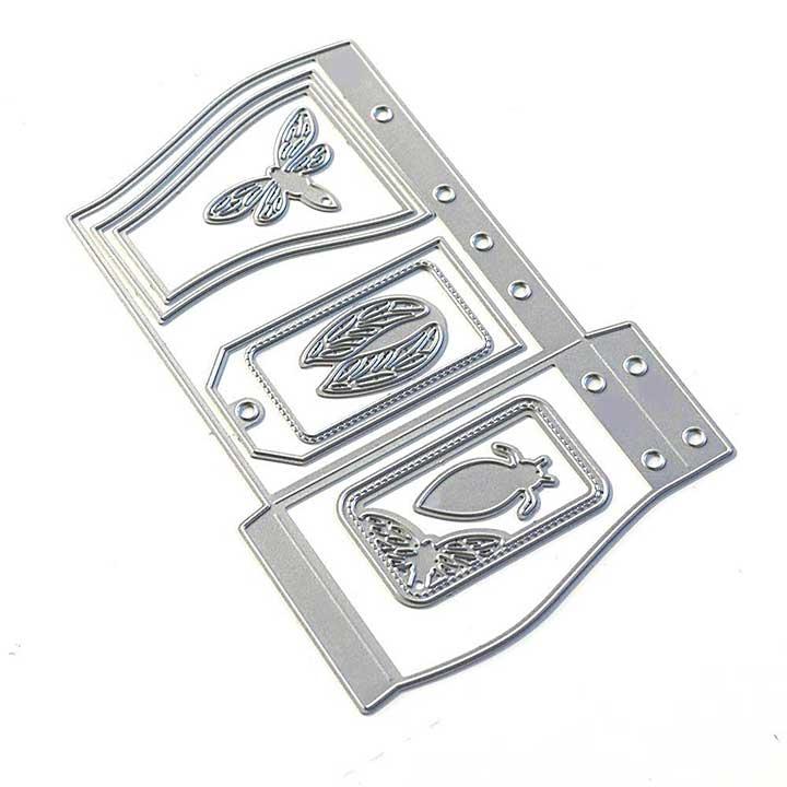 Elizabeth Craft Designs - Sidekick Essentials 18 - Wave Pocket Sidekick