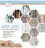 ECD Worn Wood 12x12 Paper Pad