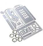 Elizbeth Craft Designs - Phone Booth Special Kit