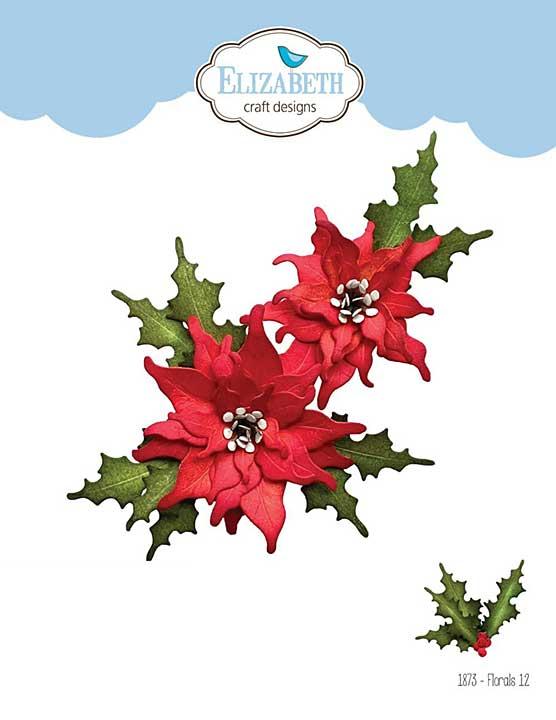 Elizabeth Craft Designs - Florals #12
