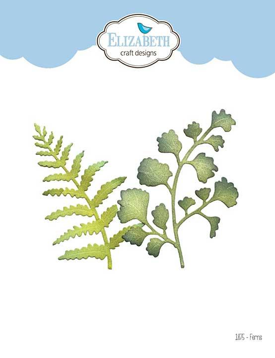 Elizabeth Craft Designs - Ferns
