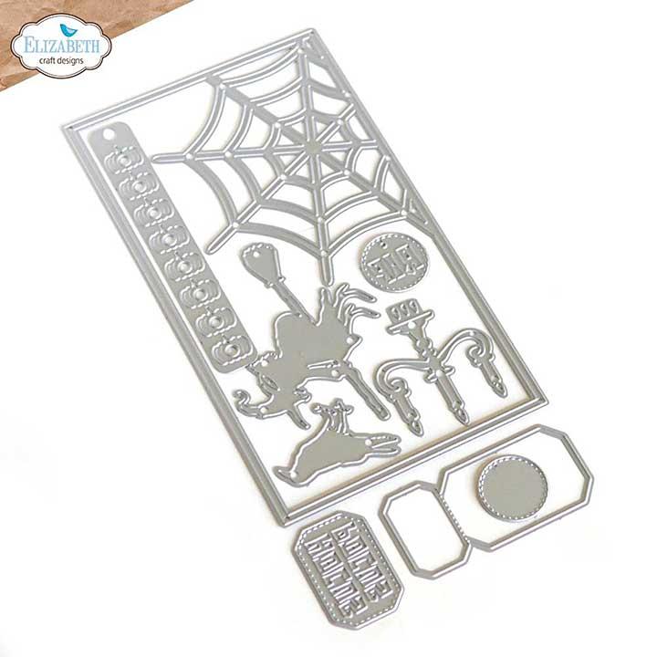 SO: Elizabeth Craft Designs - Planner Essentials - Halloween Set 3 (Harvest)