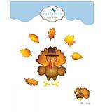 PRE: Elizabeth Craft Designs - Turkey (Harvest)