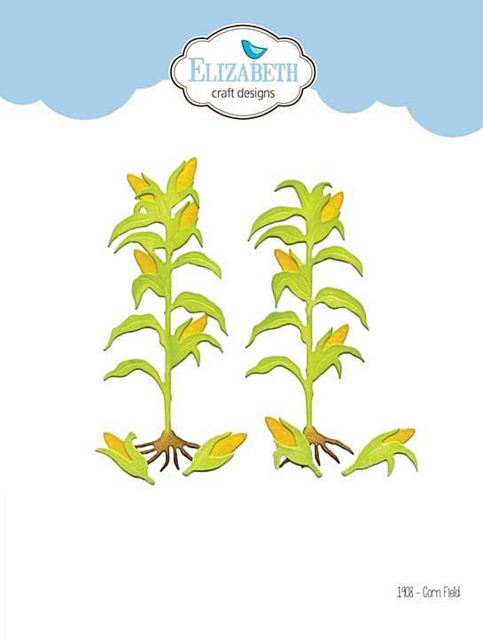 SO: Elizabeth Craft Designs - Corn Field (Harvest)