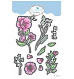 Elizabeth Craft Designs - Kindness Die Set (Blooms 1)