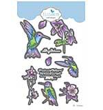Elizabeth Craft Designs - Mindfulness Die Set (Blooms 2)