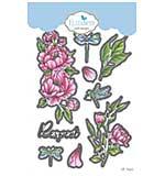 Elizabeth Craft Designs - Respect Die Set (Blooms 2)