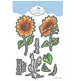 Elizabeth Craft Designs - Sunshine Die Set (Blooms 2)