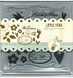 Fancy Pants Clear Stamp Set - Little Star