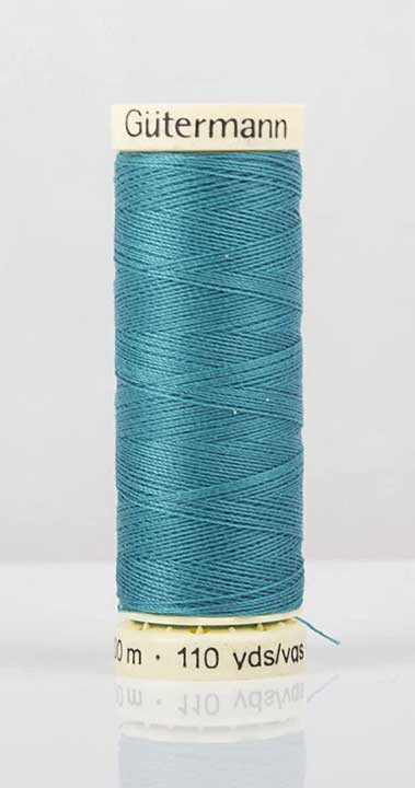 Gutermann Sew All - Polyester Sewing Thread, Teal Green (100m)
