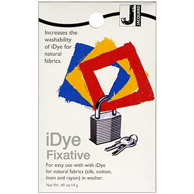SO: Jacquard iDye - Fixative (14g)