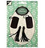 Joy Crafts Metal Charms - Tassels Limited Edition Bingo Plaques