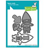 Lawn Cuts Exclusive Craft Die - Garden Gnome