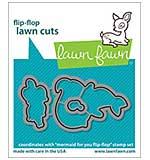 Lawn Cuts Custom Craft Die - Mermaid For You Flip-Flop
