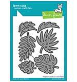 SO: Lawn Cuts Custom Craft Die - Tropical Leaves