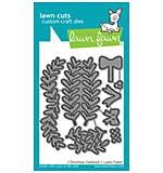 Lawn Cuts Custom Craft Die - Christmas Garland