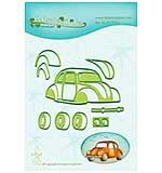 Leane Creatief Cutting Die - VW Beetle
