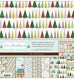 SO: MME Winter Wonderland Paper and Accessories Kit 12x12