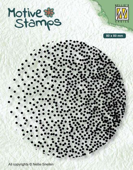 Nellie Snellen Motive Clear Stamps - Confetti