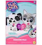 SO: Plush Craft Fabric Fun Kit Pawsome Pals - Dog and Cat (2pk)