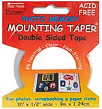 Photo Memory Double-Sided Mounting Tape - .5x30