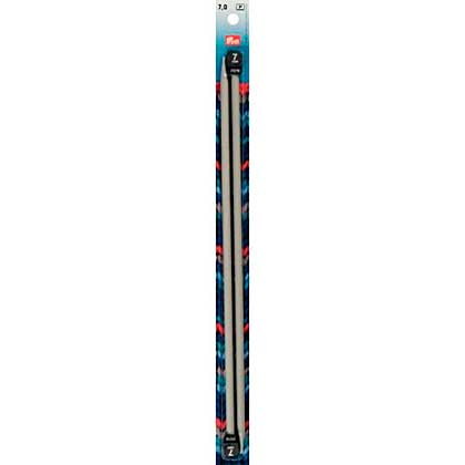SO: Prym Single Pointed Knitting Pins (Pack of 2 - 35cm 7mm)