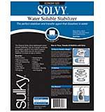 SO: Solvy Water-Soluble Stabilizer (19.5 x 3yd)