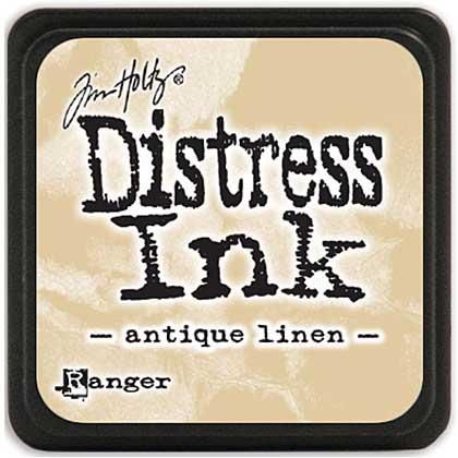 SO: Tim Holtz Distress Mini Ink Pads - Antique Linen