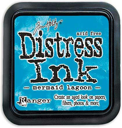 SO: Tim Holtz Distress Ink Pad - Mermaid Lagoon (COTM March)