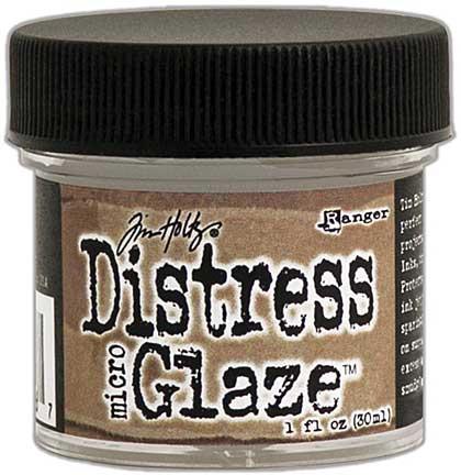 Tim Holtz Distress Micro Glaze 1oz