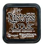 SO: Tim Holtz Distress Ink Pad - Ground Espresso (COTM August)