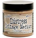 PRE: Tim Holtz Distress Collage Medium - Vintage