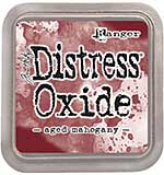 SO: Tim Holtz Distress Oxides Ink Pad - Aged Mahogany [OX1801]