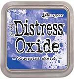 Tim Holtz Distress Oxides Ink Pad - Blueprint Sketch [OX1801]