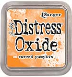 Tim Holtz Distress Oxides Ink Pad - Carved Pumpkin [OX1801]