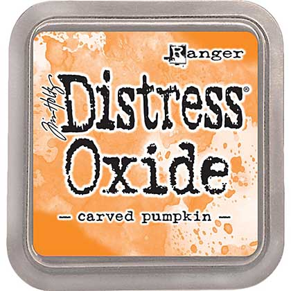 SO: Tim Holtz Distress Oxides Ink Pad - Carved Pumpkin [OX1801]