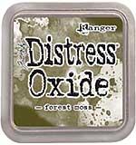 SO: Tim Holtz Distress Oxides Ink Pad - Forrest Moss [OX1801]