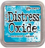 Tim Holtz Distress Oxides Ink Pad - Mermaid Lagoon [OX1801]