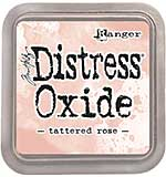 Tim Holtz Distress Oxides Ink Pad - Tattered Rose [OX1801]