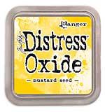 Tim Holtz Distress Oxides Ink Pad - Mustard Seed [OX1807]