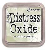 Tim Holtz Distress Oxides Ink Pad - Old Paper [OX1807]