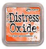 Tim Holtz Distress Oxides Ink Pad - Ripe Persimmon [OX1807]
