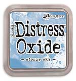 SO: Tim Holtz Distress Oxides Ink Pad - Stormy Sky [OX1807]
