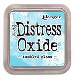 SO: Tim Holtz Distress Oxides Ink Pad - Tumbled Glass [OX1807]