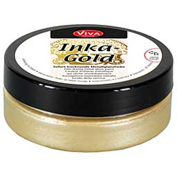 SO: Viva Decor Inka Gold Gilding Polish - Old Silver 909