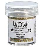 SO: Wow! Embossing Glitters - Fairy Tale - inspired by Marion Emberson