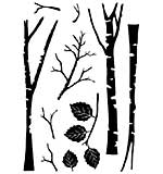 Card-io - Tall Trees Clear Stamp Set