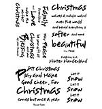SO: Card-io - Winter Wishes Clear Stamp Set