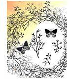 SO: Card-io - Majestix Summer Wreath - Clear Peg Stamp Set