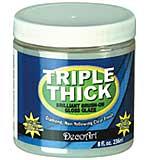 SO: Decoart Triple Thick Brsh Gloss Coat (8oz)